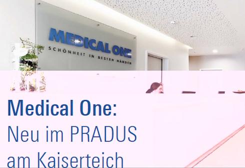 Medical One: Neu im PRADUS am Kaiserteich